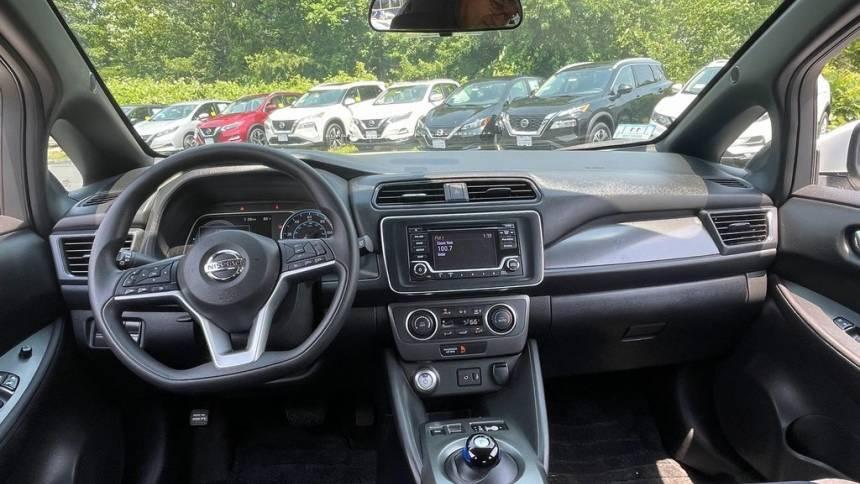 2018 Nissan LEAF 1N4AZ1CP5JC315259