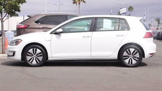 2016 Volkswagen e-Golf WVWKP7AU4GW900440