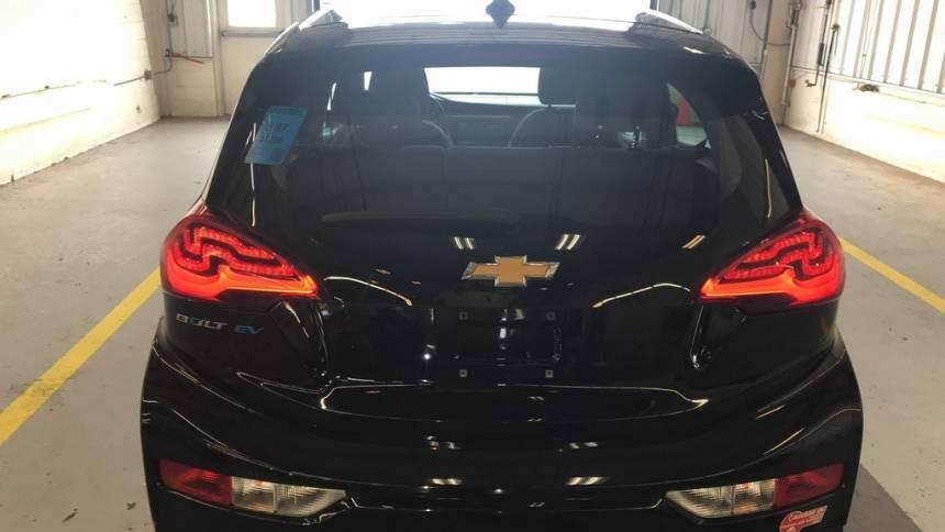 2017 Chevrolet Bolt 1G1FW6S04H4154586