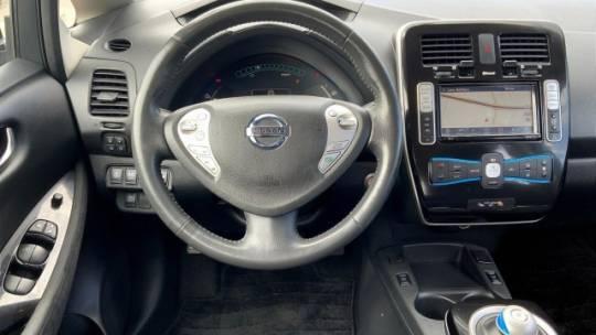 2017 Nissan LEAF 1N4BZ0CP6HC303405