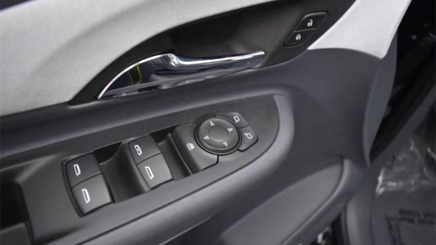 2017 Chevrolet Bolt 1G1FX6S09H4144410