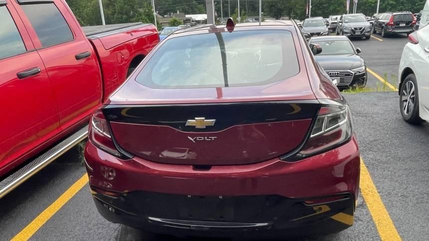 2016 Chevrolet VOLT 1G1RD6S52GU140974