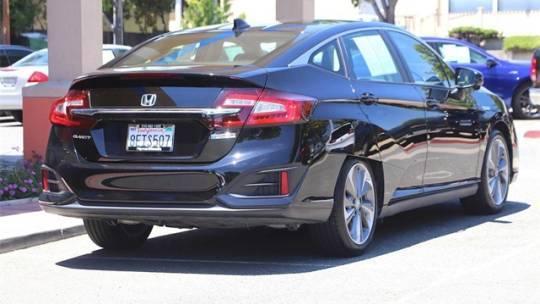 2018 Honda Clarity JHMZC5F1XJC011615