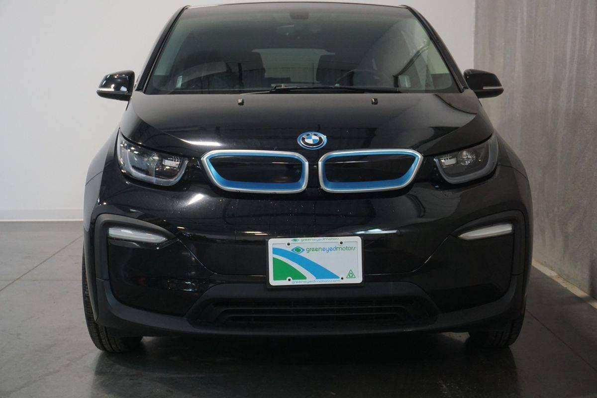 2018 BMW i3 WBY7Z4C58JVD97367