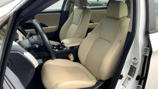 2018 Honda Clarity JHMZC5F34JC006301