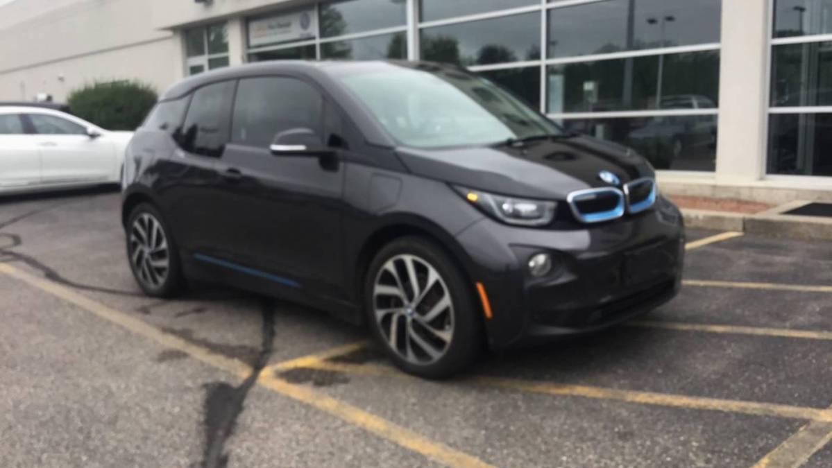 2015 BMW i3 WBY1Z4C59FV502623