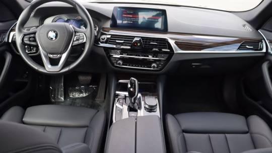 2019 BMW 5 Series WBAJB1C59KB376387
