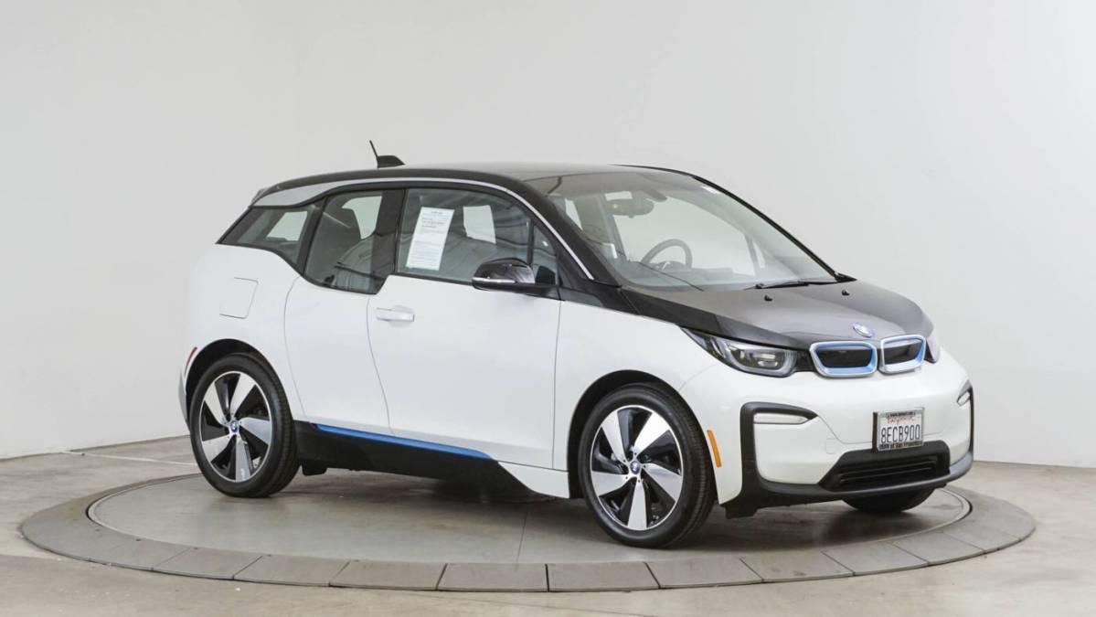 2018 BMW i3 WBY7Z2C51JVE61804