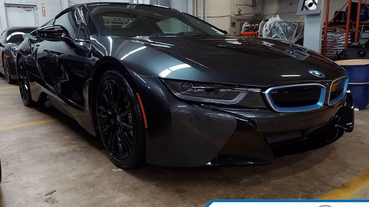 2019 BMW i8 WBY2Z6C50K7D00402