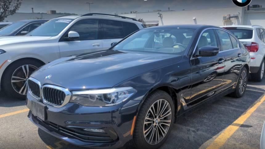 2018 BMW 5 Series WBAJB1C59JB374816