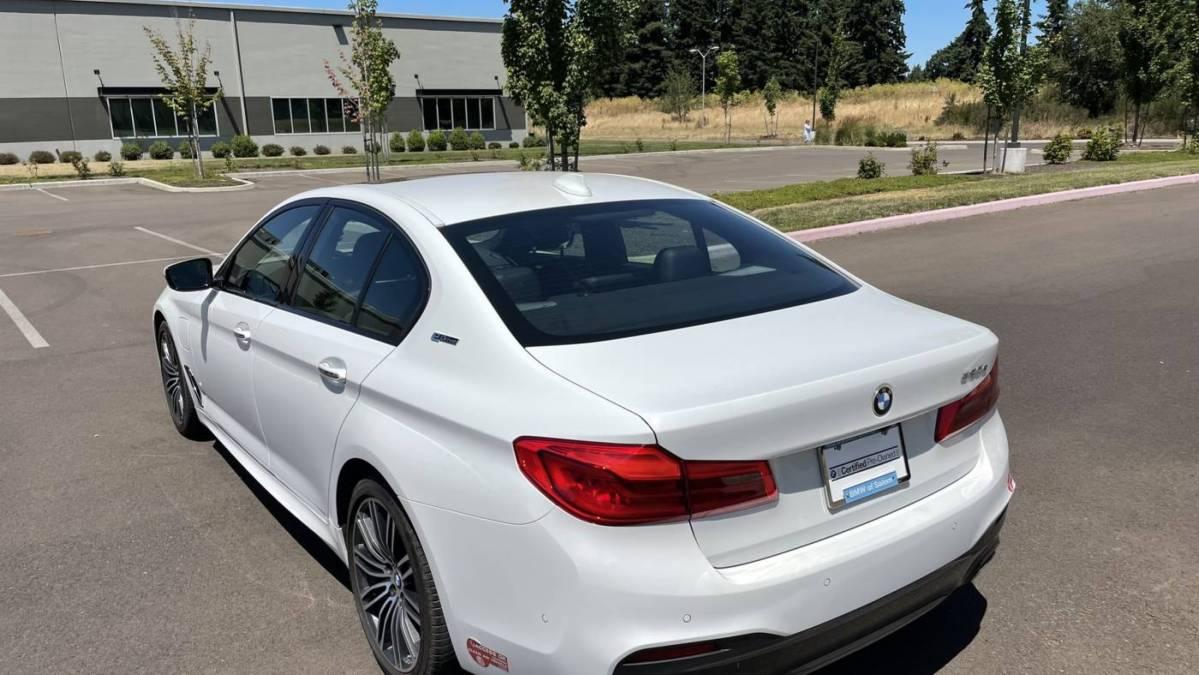 2018 BMW 5 Series WBAJA9C56JB252710
