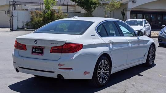 2018 BMW 5 Series WBAJA9C59JB250420