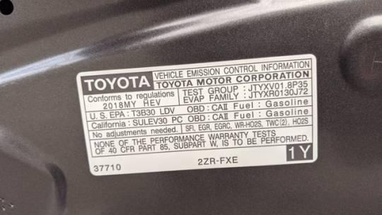 2018 Toyota Prius Prime JTDKARFP0J3083380