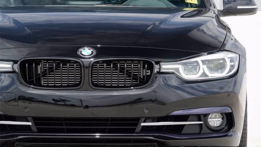 2018 BMW 3 Series WBA8E1C56JA179963