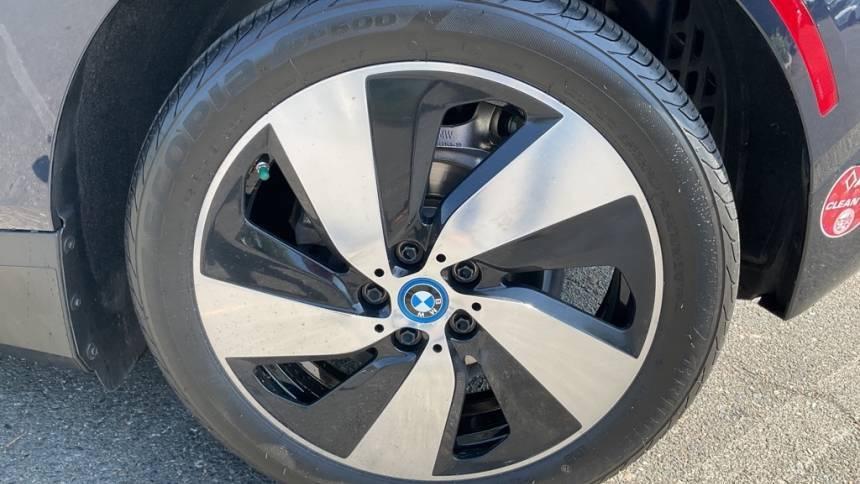 2018 BMW i3 WBY7Z2C50JVE64757