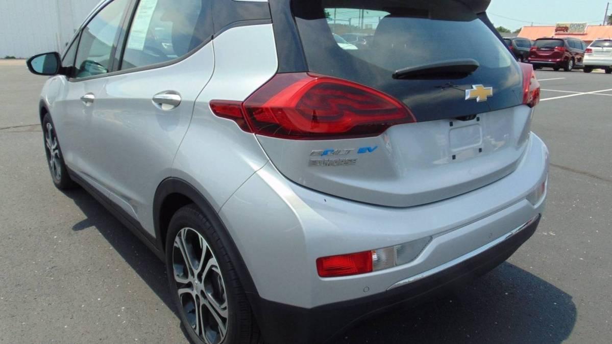 2017 Chevrolet Bolt 1G1FX6S09H4182770