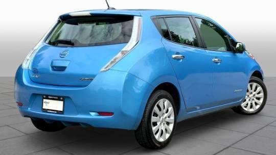2013 Nissan LEAF 1N4AZ0CP9DC419462