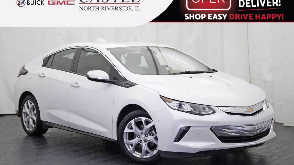 2018 Chevrolet VOLT 1G1RD6S54JU144094