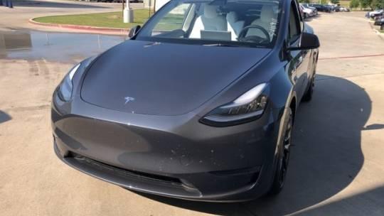 2021 Tesla Model Y 5YJYGDEE9MF151954