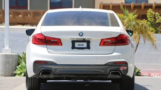 2018 BMW 5 Series WBAJA9C58JB253275