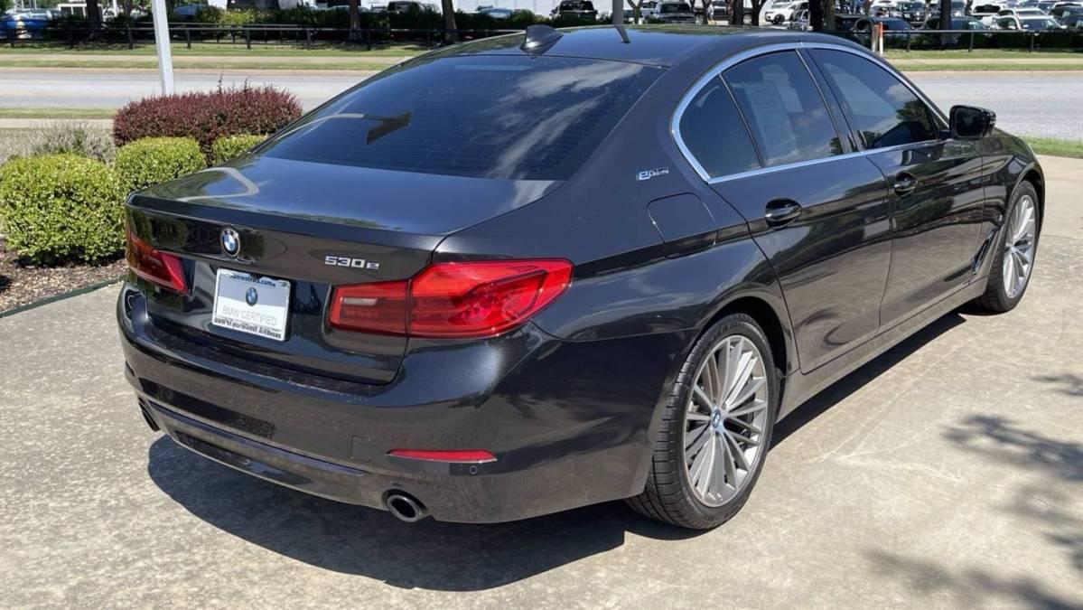 2019 BMW 5 Series WBAJB1C55KB375351