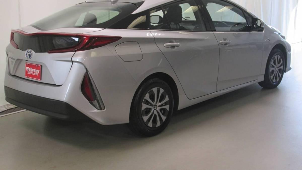 2020 Toyota Prius Prime JTDKARFP0L3161238