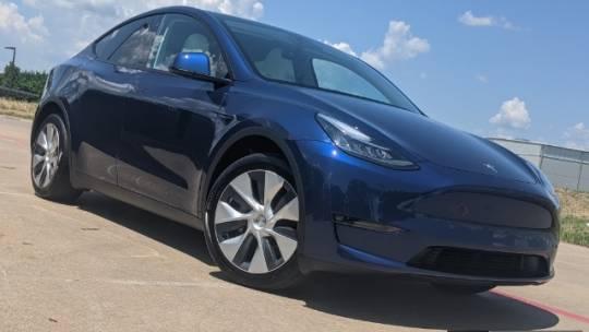 2021 Tesla Model Y 5YJYGDEE9MF187420