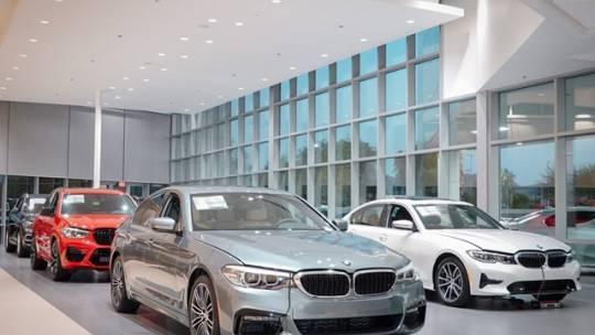 2018 BMW 5 Series WBAJA9C57JB251386