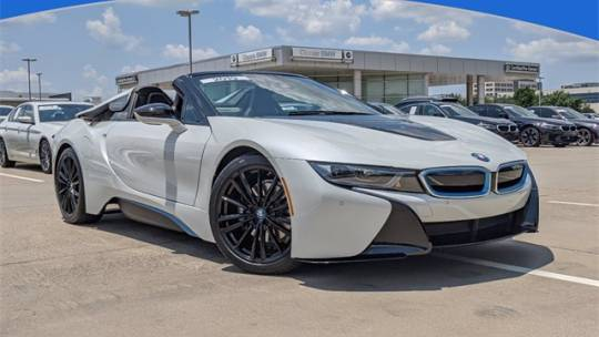2019 BMW i8 WBY2Z6C51K7D31965