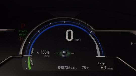 2018 Honda Clarity JHMZC5F30JC016324
