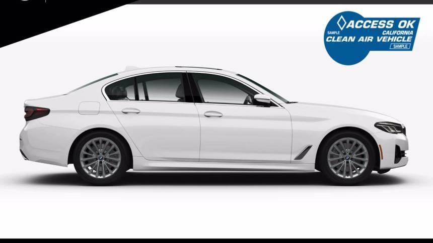 2019 BMW 5 Series WBAJA9C53KB391940
