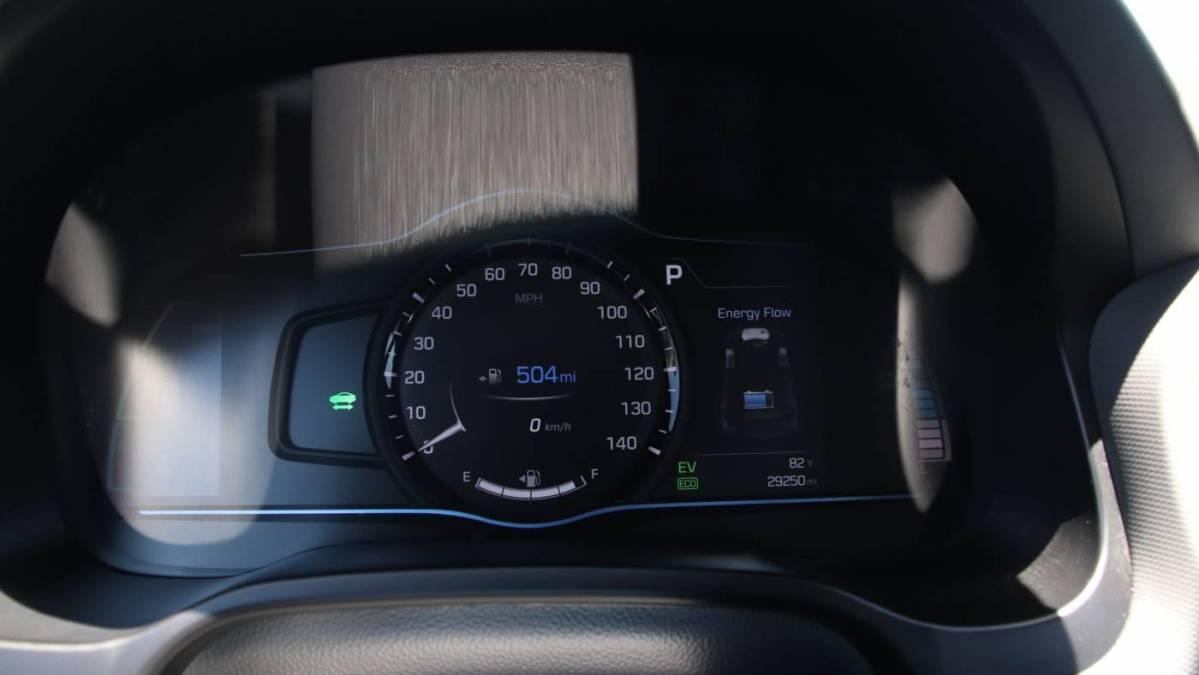 2019 Hyundai IONIQ KMHC75LD2KU174728