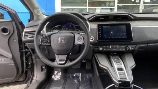 2018 Honda Clarity JHMZC5F32JC012677
