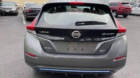 2019 Nissan LEAF 1N4AZ1CP7KC306564