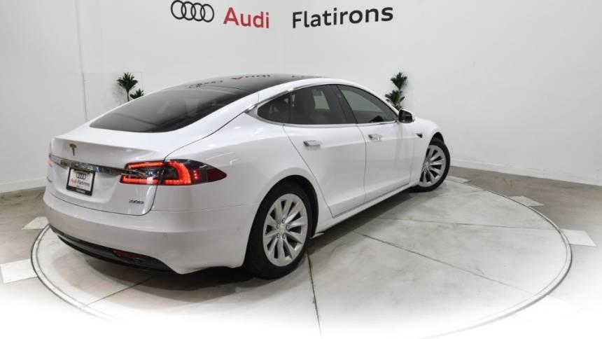 2017 Tesla Model S 5YJSA1E25HF198769