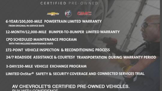 2018 Chevrolet VOLT 1G1RC6S58JU137071