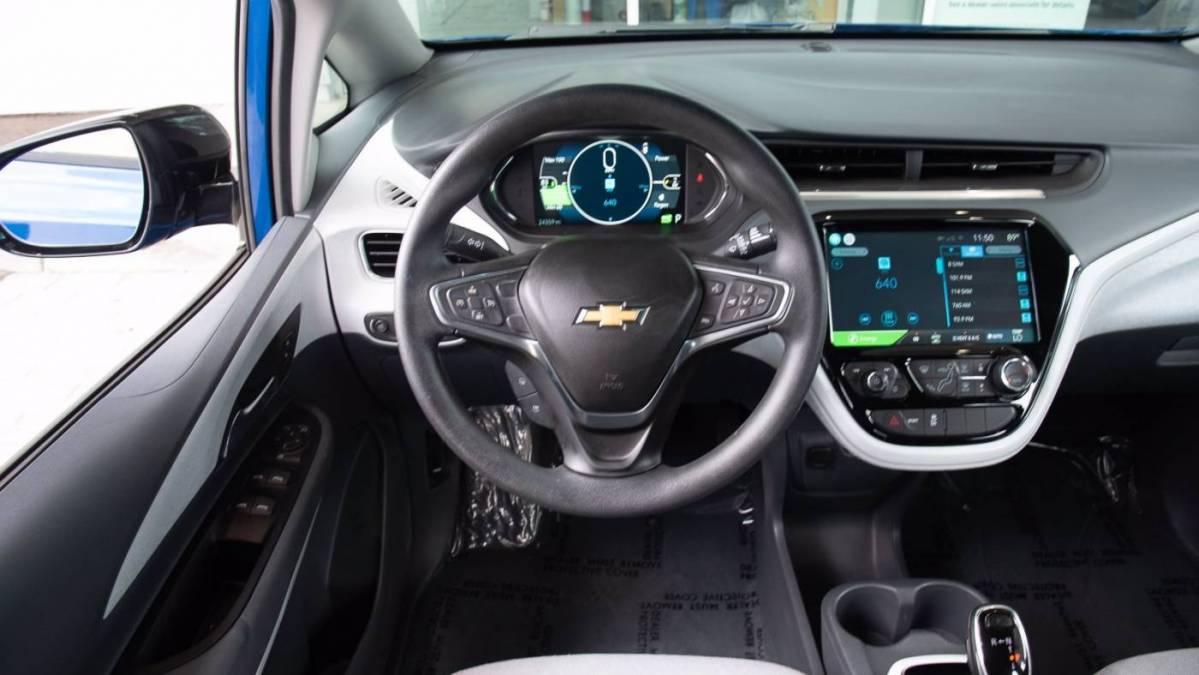2017 Chevrolet Bolt 1G1FW6S03H4187840