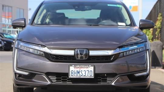 2018 Honda Clarity JHMZC5F13JC022696