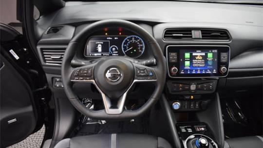 2021 Nissan LEAF 1N4BZ1DV9MC553945