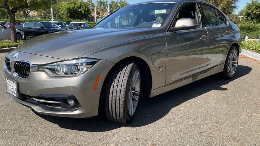 2018 BMW 3 Series WBA8E1C55JA755915