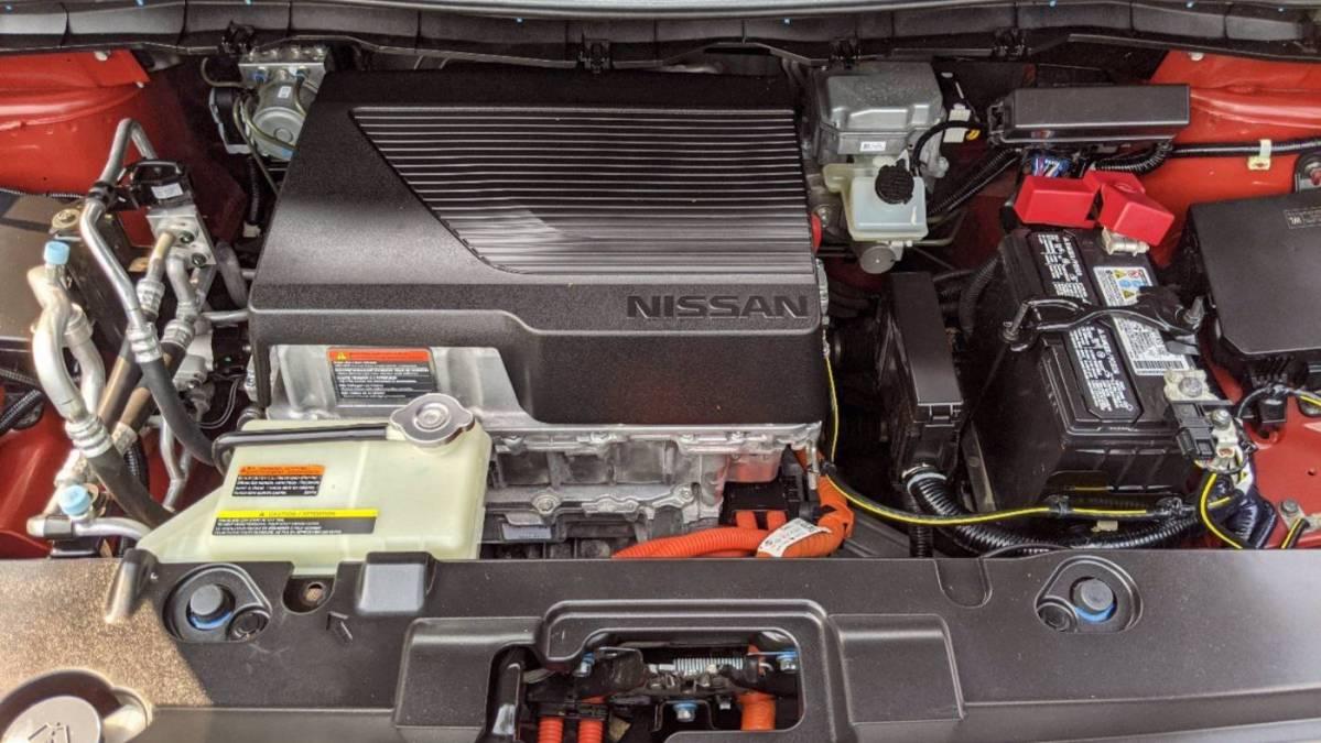 2018 Nissan LEAF 1N4AZ1CP5JC306965