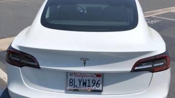 2019 Tesla Model 3 5YJ3E1EAXKF484480