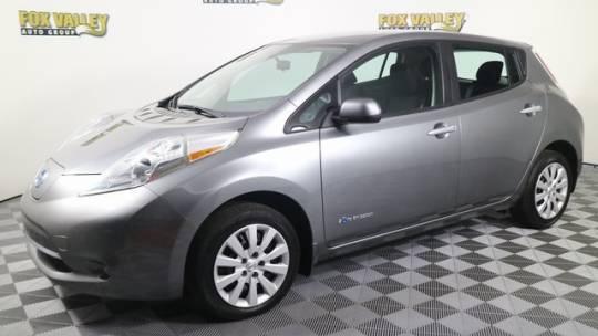 2015 Nissan LEAF 1N4AZ0CP4FC331308