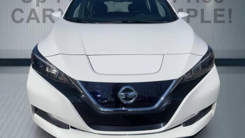 2018 Nissan LEAF 1N4AZ1CP8JC310654