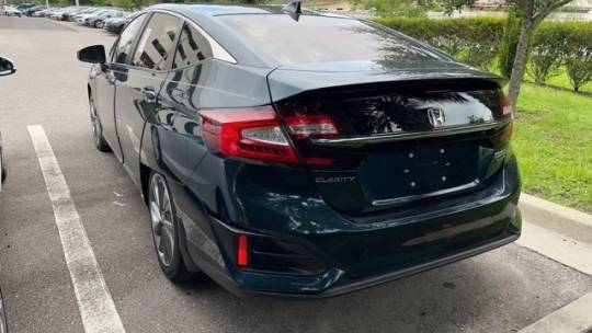 2018 Honda Clarity JHMZC5F36JC015789