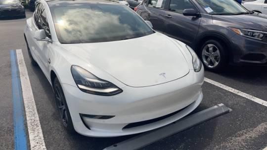 2019 Tesla Model 3 5YJ3E1EA1KF445003