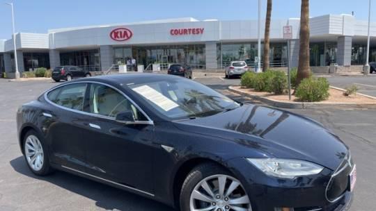 2014 Tesla Model S 5YJSA1H15EFP40077