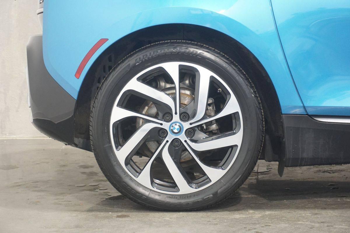 2018 BMW i3 WBY7Z4C51JVD95878