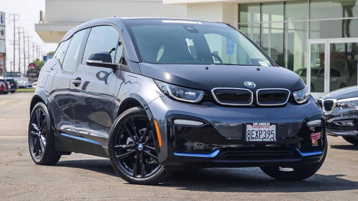 2018 BMW i3 WBY7Z8C53JVB87296