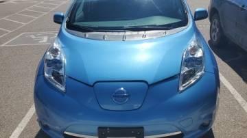 2013 Nissan LEAF 1N4AZ0CP8DC421493